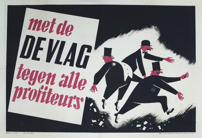 Propaganda Duits-Vlaamsche Arbeidsgemeenschap (DeVlag)